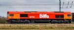 GM2210102 GBRf Class 66783 'The Flying Dustman' Biffa Livery